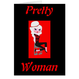 pretty woman card