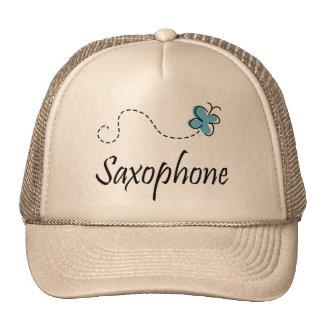 Pretty Womens Saxophone Cap Trucker Hat