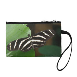 Pretty Zebra Longwing Butterfly Bagettes Bag