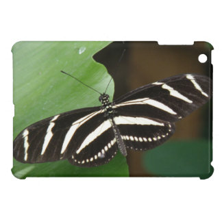 Pretty Zebra Longwing Butterfly iPad Mini iPad Mini Covers