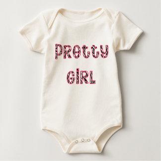 prettygirl baby bodysuit