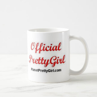 PrettyGirl Stuff Coffee Mug
