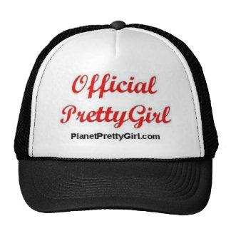 PrettyGirl Stuff Trucker Hat