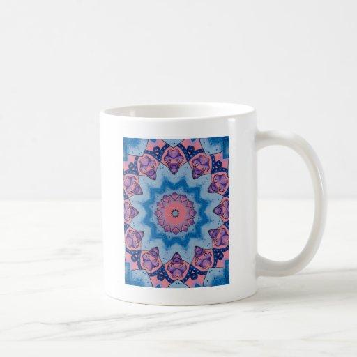 PrettyInPinkMandala1 Classic White Coffee Mug