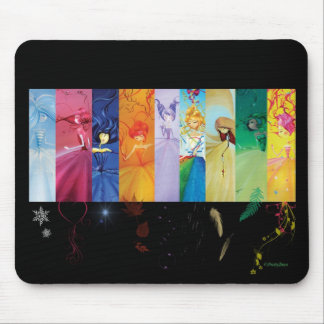 Prettylines mousepad