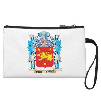 Prettyman Coat of Arms - Family Crest Wristlet