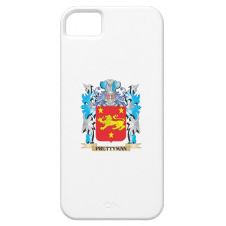 Prettyman Coat of Arms - Family Crest iPhone 5 Cover