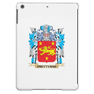 Prettyman Coat of Arms - Family Crest iPad Air Case