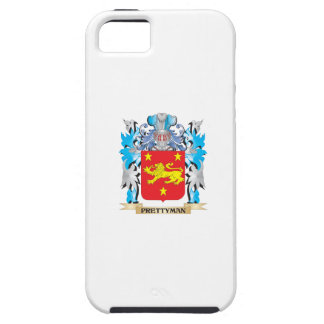 Prettyman Coat of Arms - Family Crest iPhone 5 Covers
