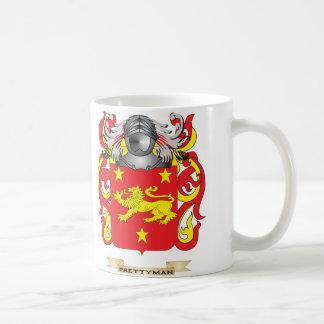 Prettyman Coat of Arms (Family Crest) Coffee Mug