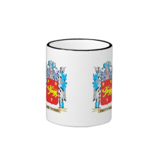 Prettyman Coat of Arms - Family Crest Coffee Mugs