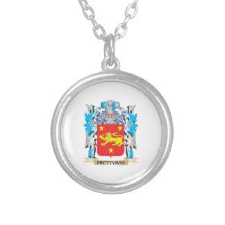 Prettyman Coat of Arms - Family Crest Pendants