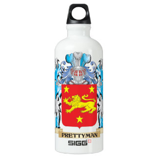 Prettyman Coat of Arms - Family Crest SIGG Traveler 0.6L Water Bottle