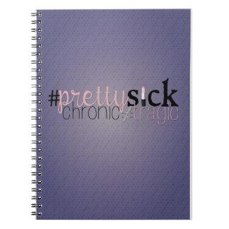 #PrettySick Notebooks