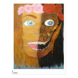PrettyUgly.png Postcard