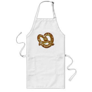 Pretzel apron