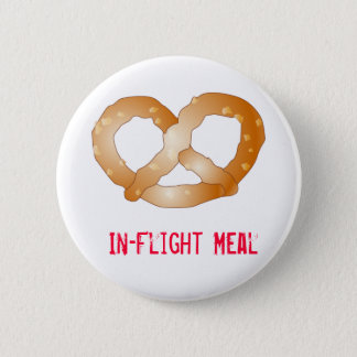 pretzel, In-Flight Meal Button