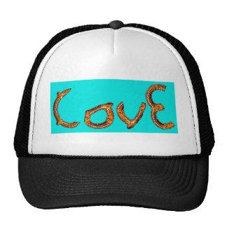 Pretzel Love Hats