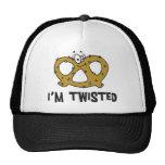 Pretzel Mesh Hat
