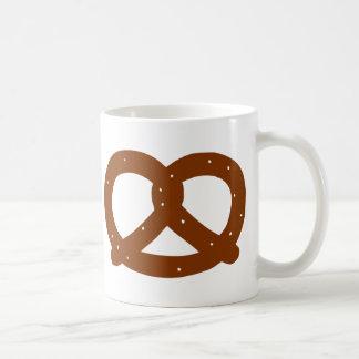 Pretzel Coffee Mugs