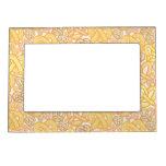 Pretzel Pattern Magnetic Photo Frame