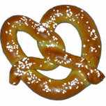 "Pretzel photo sculpture<br><div class=""desc"">Decorate with one of your favorite foods!</div>"