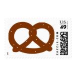Pretzel Stamp