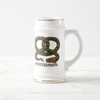 Pretzelcoatl II Beer Stein