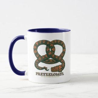 Pretzelcoatl II Mug