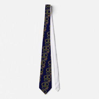 Pretzelcoatl II Tie