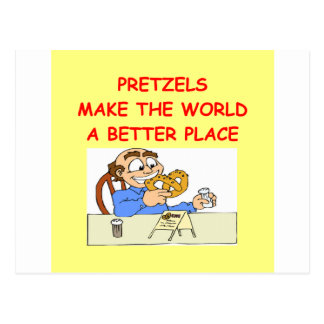 pretzeles postal