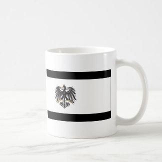 Preussen (1892-1918) Prussia Flag Classic White Coffee Mug