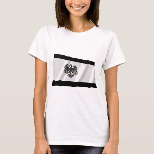 Preussen (1892-1918) Prussia Flag T-Shirt