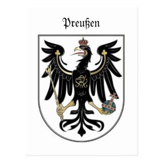 Preußen Adler Postales