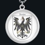 "Preu&#223;en Adler Silver Plated Necklace<br><div class=""desc"">The Prussian Eagle.</div>"