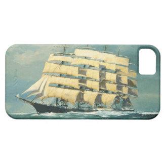 Preussen Five masted barque iPhone 5 Cases
