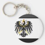 Preussen Flag Gem Keychains