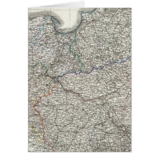 Preussen, Posen, Polen Card