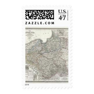 Preussen, Posen, Polen Postage