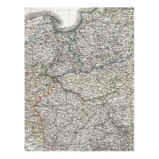Preussen, Posen, Polen Postcard