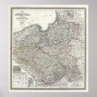 Preussen Posen Polen Impresiones