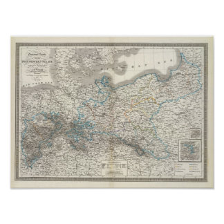 Preussische Staate - estado prusiano Impresiones