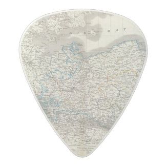 Preussische Staate - Prussian State Acetal Guitar Pick