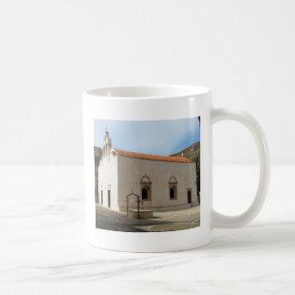 Preveli Monastery Crete Greece Coffee Mug