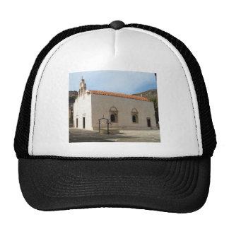 Preveli Monastery Crete Greece Trucker Hat