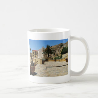 Preveli Monastery located in  Crete, Greece Coffee Mug