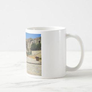 Preveli Monastery located in  Crete, Greece Coffee Mug