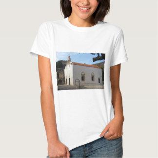 Preveli Monastery located in  Crete, Greece Tee Shirt