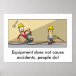 Prevención de accidentes 001 póster