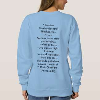 Prevent Alzheimer's Sweatshirt! Sweatshirt